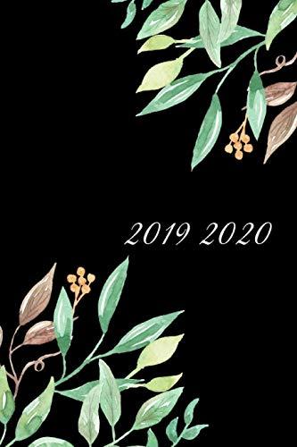 9781689177924: 2019 2020: agenda scolaire 2019 2020 I agenda journalier I agenda l'étudiant I cahiers de devoirs et calendriers de septembre 2019 à décembre 2020