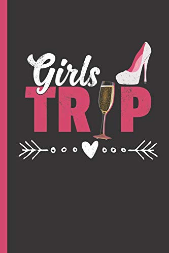 Girls Trip: Vacation and Road Trip Travel: Adventure Tracking Publishing