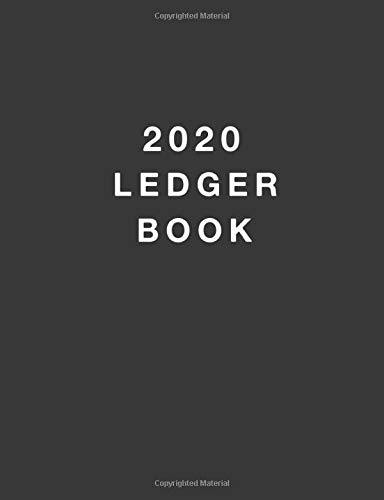 9781696256582: 2020 Ledger Book: Record Income and Expenses