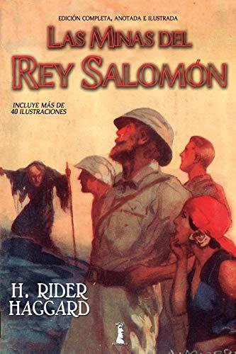 9781703384970: Las minas del Rey Salomón: Edición completa,anotada e ilustrada
