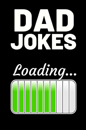 "9781705331149: Dad Jokes Loading...: Funny Dad Notebook/Journal (6"" X 9"") Best Father Gift For Birthday Or Christmas"