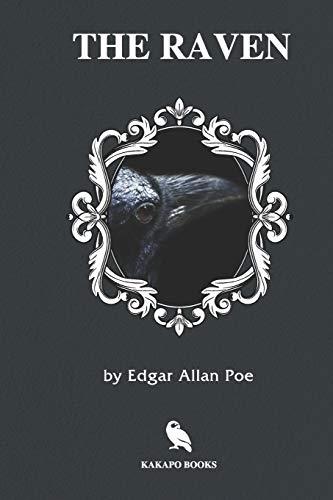 The Raven (Illustrated) (Paperback): Edgar Allan Poe