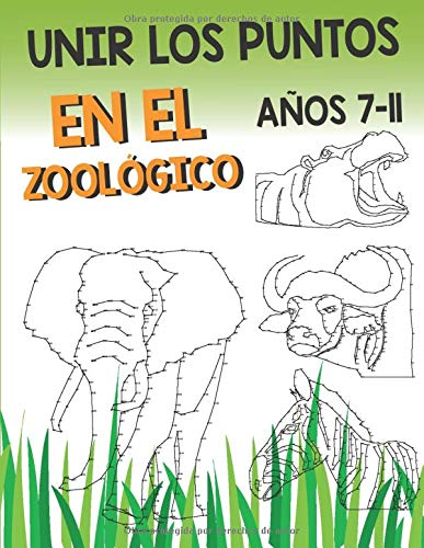 9781705782767: Unir Los Puntos: en el Zoológico