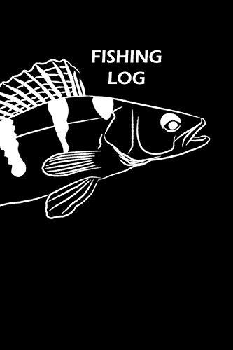 Fishing Log: Pikeperch (Paperback): Matal Design