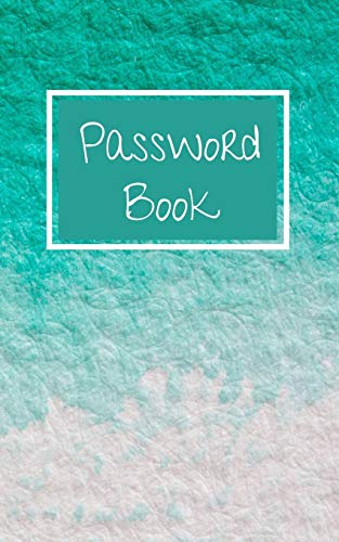 Password Book: Internet Password Notebook With Alphabetical: Publishing, 12th Floor