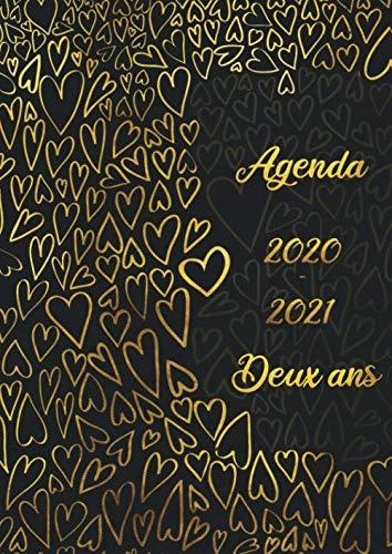 9781709918940: Agenda 2020 – 2021 deux ans: Agenda Semainier et Calendrier Janvier 2020 à Décembre 2021 - Agenda Journalier – Couverture Souple finition Matte