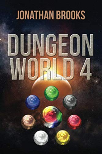 9781710568196: Dungeon World 4: A Dungeon Core Experience