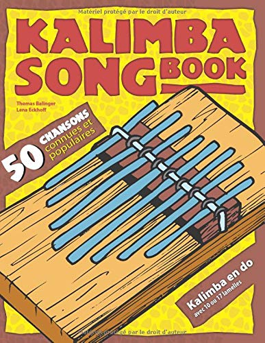 9781710872170: Kalimba Songbook: 50 chansons connues et populaires