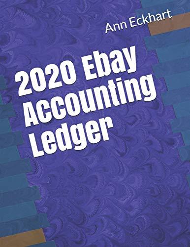 9781712274903: 2020 Ebay Accounting Ledger