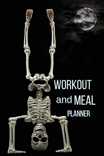 9781716235795: Workout and Meal Planner