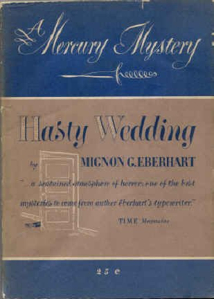 9781716510519: Hasty Wedding (Mercury Mystery, #51)