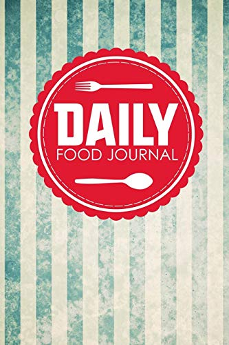 Daily Food Journal: Food Diary Carbs, Food Journal Notebook, Paleo Food Journal, Space For Meals, ...