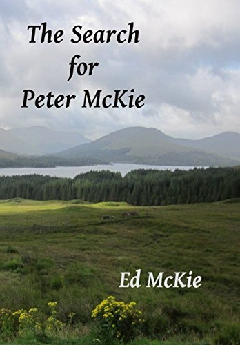 9781717833556: The Search for Peter McKie