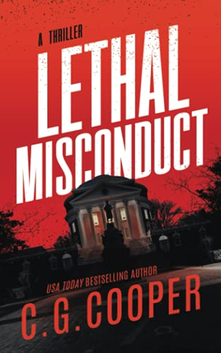 Lethal Misconduct (Corps Justice): Cooper, C. G.