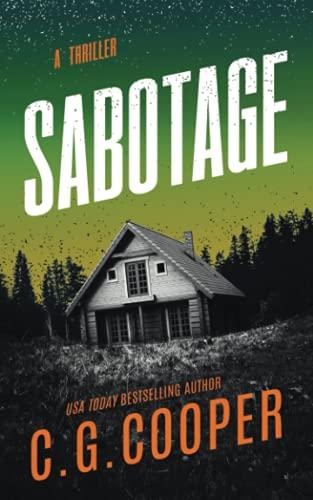 Sabotage (Corps Justice): Cooper, C. G.