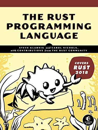 9781718500440: The Rust Programming Language: Covers Rust 2018