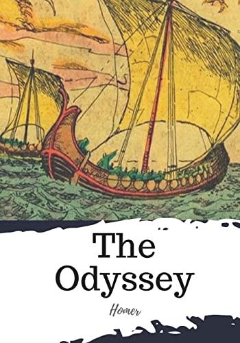 9781719547895: The Odyssey
