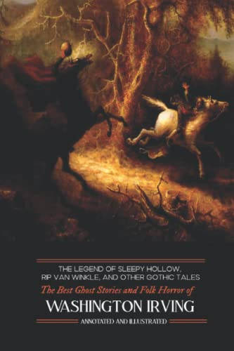The Legend of Sleepy Hollow, Rip Van: Washington Irving