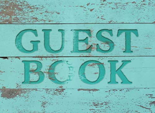 9781720082880: Guest Book: Rustic Vacation Home Guest Book