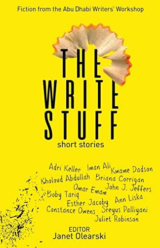 The Write Stuff: Short Stories: Olearski, Janet