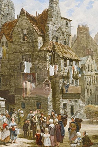 John Knox's House, Painted by Louise Rayner: Journal, Art Lovers