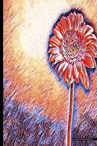 Journal Diary Notebook: Psychedelic Art, Botanical Nature: P2g Publishing
