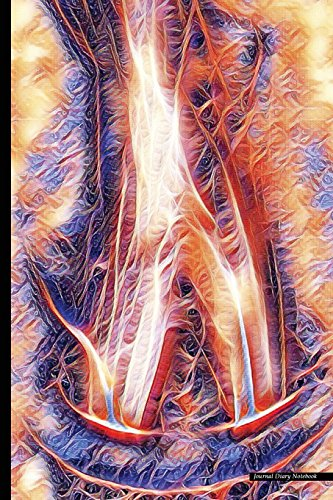 """Journal: Psychedelic Art, Fire Print, 6"""" X: P2g Publishing"""