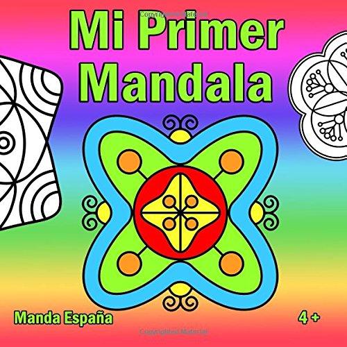 9781722115388: Mi Primer Mandala: Un libro para colorear Mandala para niños a partir de 5 años