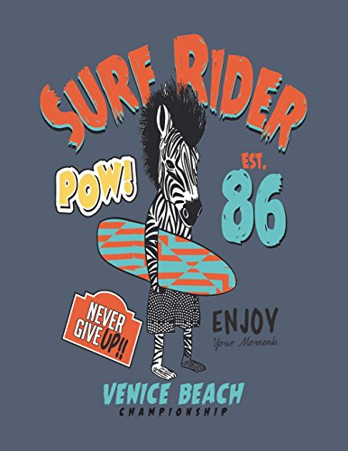 Surf Rider: Surfers on Grey Cover and: Madoo, A.