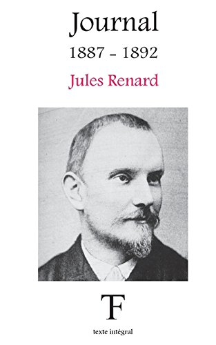 9781722479770: Journal 1887-1892
