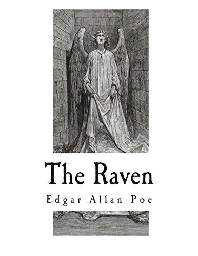 The Raven: Fully Illustrated (Paperback): Edgar Allan Poe