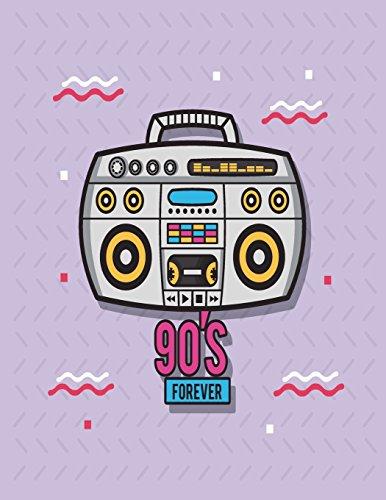 90's Foever: Radio in 90's on Purple: Ple, Dim