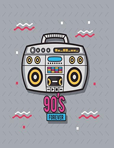 90's Foever: Radio in 90's on Grey: Ple, Dim
