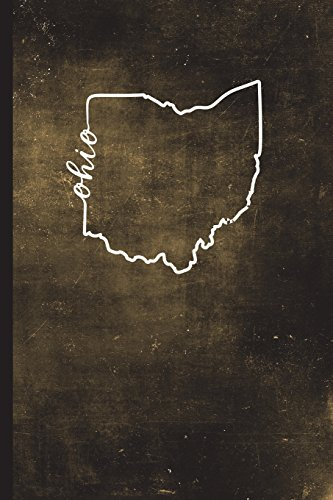 """Ohio: 6"""" X 9"""" - 128 Pages: Print Frontier"""