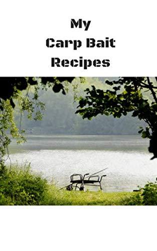 9781723755781: My Carp Bait Recipes: Book