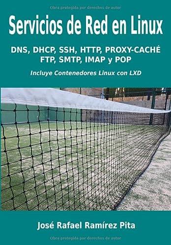 9781723939235: Servicios de Red en Linux