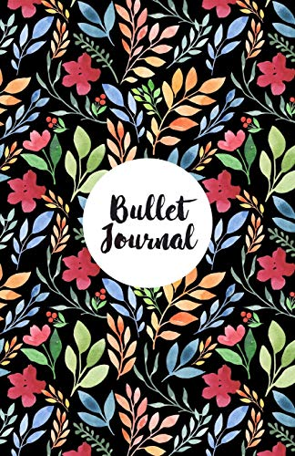 9781724059277: Bullet Journal: My Bujo dotted matrix Softcover Notebook and Planner, Numbered pages, Bullet Dot Grid Journal And Sketch Book
