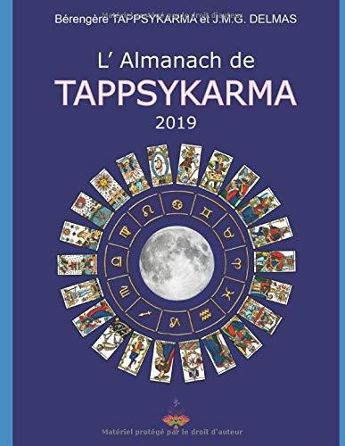 9781724096128: L'Almanach de Tappsykarma 2019