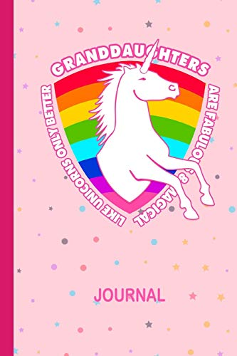 Grand Daughters Are Fabulous & Magical Like: Magical Rainbow Publications