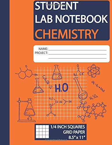 9781726214223: Chemistry Student Lab Notebook: Laboratory Notebook Lined, Chemistry Laboratory Notebook for Science Student, Record Research, Lab Notebook Chemistry, ... per Inch, Large Size, 8.5 x 11: Volume 3