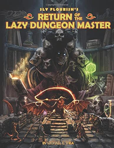 9781726631822: Return of the Lazy Dungeon Master