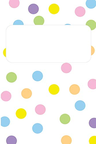 Polka Dot Notebook: 6x9 Gift Journal with: Birdie Chesson, Inc