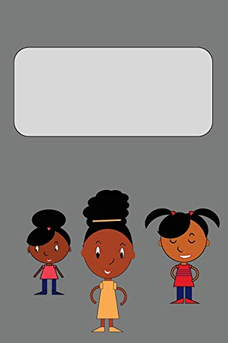 Black Girl Magic Notebook: College Ruled Blank: Birdie Chesson, Inc