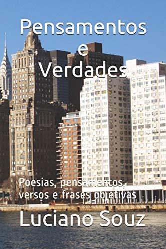 9781729217986 Pensamentos E Verdades Poesias Versos E