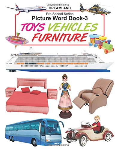 9781730100215: Childrens Picture word-book Part 3
