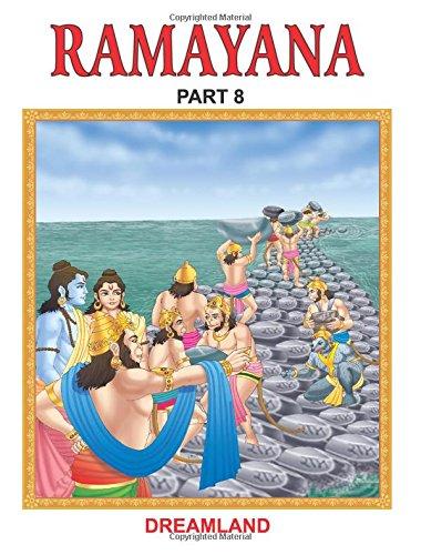 9781730107306: Ramayana Part 8 [Paperback] [Jan 01, 2011] Dreamland Publications