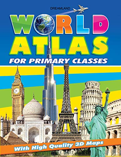 9781730151637: World Atlas for Primary Classes