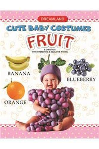 9781730159619: Cute Baby-Books Fruits