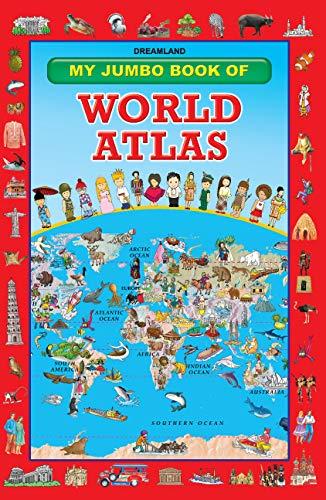 9781730172045: My Jumbo Book Of World Atlas