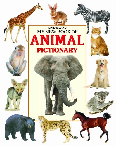 9781730184215: My New Book of Animal Pictionary